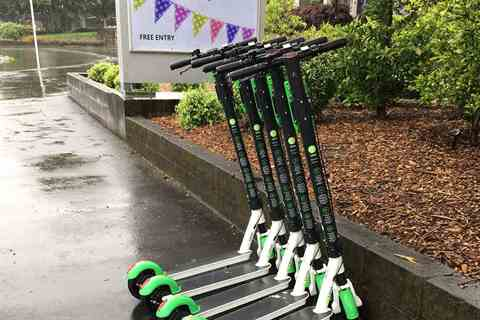 Lime e-scooters return to Upper Hutt