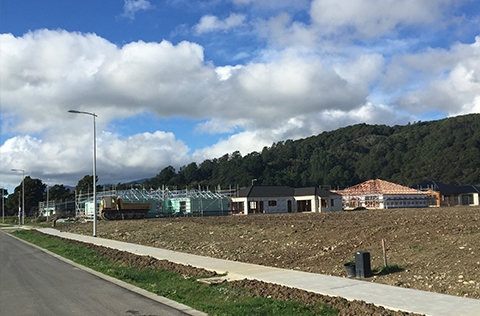 Building a home in Upper Hutt