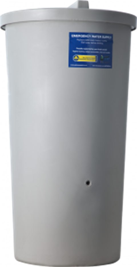 200 litre emergency water tank